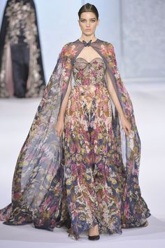 Margaery Tyrell - Ralph and Russo Haute Couture Fall 2016 Style Couture, Couture Week, Couture Fashion, Runway Fashion, Ralph & Russo, Floral Fashion, Fashion Fabric, Fashion Dresses, Beautiful Gowns