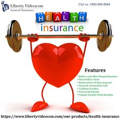 Secure Your Health with Liberty Health Connect Policy plan. Liberty Videocon offer flexible medical plans to protect you and your family health. Click here to know more about LVGI health insurance policy: https://www.libertyvideocon.com/our-products/health-insurance or call us at toll free number: 1800-266-5844 for further query.
