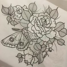 Drawing for tomorrow :)