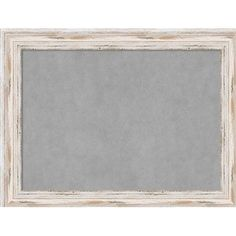 Beachcrest Home Framed Magnetic Memo Board  Size: