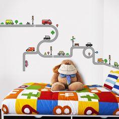 süßes Kinderzimmer Ideen Wandgestaltung