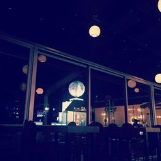 The moon looks pretty stellar from the Twilight Room.   Thanks for sharing, maggiemillymollymay!