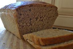 Grain-Free Italian Herb Sandwich Bread