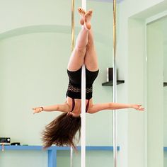 PDY - PoleMove - cross ankle release