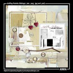 ArtPlay Palette Siblings by Anna Aspnes