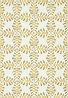 STARLEAF, Yellow, T2970, Collection Paramount from Thibaut