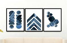 Scandinavian Print Set, Modern Scandi Prints, Geometric Print set, Triptych, Scandinavian Art, Set of 3 Prints, Instant download, Wall Decor