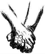 As mãos dadas simbolizam a união, o companheirismo, o cuidado, o respeito, a cumplicidade, a amizade, o amor, a confiança. Dessa forma, as mãos dadas representam uma forma amistosa de comunicação entre as pessoas, uma vez que quando colocamos nossas mãos nas de outrem, transferimos energia e transmitimos nossa força, entregando nessa maneira, a própria liberdade, num ato de confiança.    Significados e Simbologias das Mãos  As mãos são partes do corpo humano que exprimem a ideia de força…