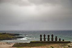 La mirada de Selu Vega a Isla de Pascua