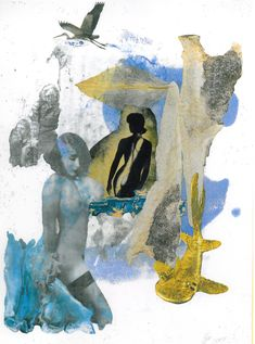 Erinnerung /Remember Collage von Mollyrokk Collagen, Painting, Art, Memories, Idea Paint, Art Production, Art Background, Collages, Painting Art