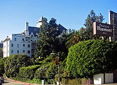 Chateau Marmont Hotel - West Hollywood, CA