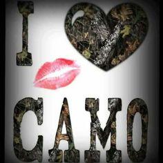 ♥  a man in Camo.