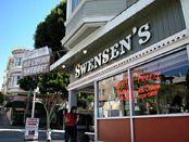 swensen's ice cream. hyde and union