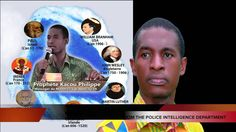 ON THE SUMMONS OF THE PROPHET KACOU PHILIPPE FROM THE POLICE INTELLIGENC...