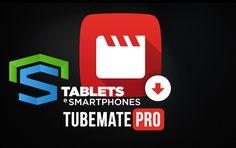 Tubemate v2.3.3.696 PRO, baixe vídeos e músicas no YouTube com alta resolução de imagem e qualidade de som! Baixe TubeMate YouTube Downloader PRO.