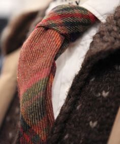 Wool Ties Collecion by Lander Urquijo