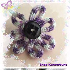 Blüte gefertigt mit der  Strickliese 🌸 Shops, Necklaces, Nice Asses, Tents, Retail Stores