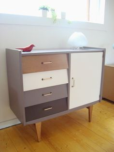 Relooking on pinterest - Commode style scandinave ...