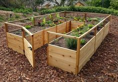 Outdoor Living Today - RB812 Raised Garden Bed 8 x 12