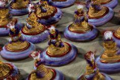 Performers from a Samba School during Carnival Rio de Janeiro, NYTimes.com