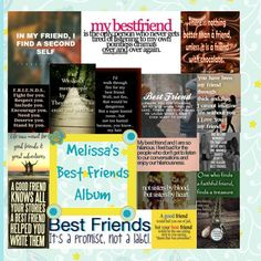 My Picaboo project: best friends