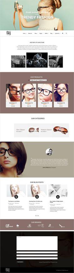 Big store is beautifully desing responsive #WordPress theme for multipurpose…