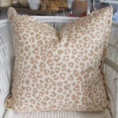 Leopard Pearl - 60 x 60 - Inside Out Home Boutique - Not in stock - Available for order online at www.insideouthb.co.za