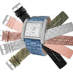 Relógio Dumont All Colors SK35500B