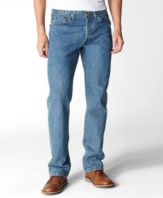 Check Out Our Awesome Product: Levi's 501-0193 Medium Stonewash Jeans>>>>>>