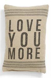 Primitives by Kathy 'Love You' Pillow