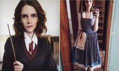 Una joven estadounidense, que ni siquiera conocía la franquicia Harry Potter, se convirtió en la doble no oficial de Emma Watson y ahora lleva a cabo todo tipo de cosplays.