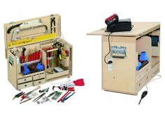 Core77 / Four Design Approaches to the Modern-Day Toolbox: Part 1 - OPO Oeschger's Boxes