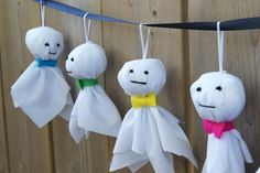 Omiyage Blogs: Rain Rain Go Away - Teru Teru Bozu's Here to Play