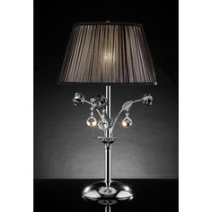 """You'll love the Crystal Rose 28"""" Table Lamp at Wayfair - Great Deals on all Lighting  products with Free Shipping on most stuff, even the big stuff."""