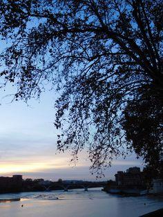 Una tarde de Toulouse.