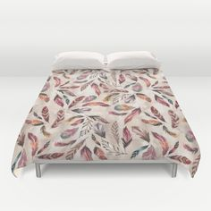 Feather Love Duvet Cover