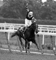 Seattle Slew, U.S. Triple Crown winner (1977)