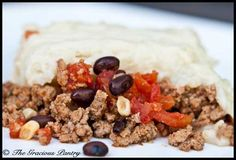 Clean Eating Recipes | Clean Eating Mexican Shepherd's Pie