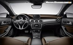 Mercedes-Benz GLA Edition 1 [Fuel consumption combined: 7,5-3,9 (l/100 km) CO2 emission combined: 175-103 g/km] #mbhess #mbcars #mbgla