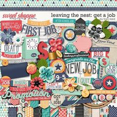 Leaving The Nest: Get A Job by Traci Reed