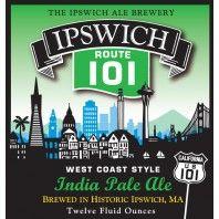 Ipswich Ale Brewery - Route 101 - Featured Beer November 2016 #ipa #ipswichalebrewery #beer #craftbeer #gift