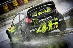 Valentino Rossi Rally di Monza