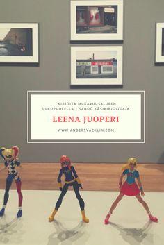 """Kun sain pronssia PAGE Awards -käsikirjoituskilpailussa, kaikki ihanat onnittelut tekivät asiasta todellisemman. Sain onnittelut myös aiemmin kisassa menestyneeltä Leena Juoperilta. """"Nyt bongailet sähköpostia, kohta alkaa tulla yhteydenottoja"""", Leena kirjoitti viestissään."""
