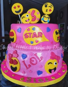27+ Elegant Image of Birthday Cake Pictures For Facebook . Birthday Cake Pictures For Facebook Cake Emoji On Facebook Birthdaycakekidsga Facebook Birthday, For Facebook, Cute Happy Birthday, Happy Birthday Cakes, 7th Birthday, Birthday Cake With Photo, Birthday Cake Pictures, Emoji Theme Party