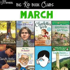 Big Kid Book Clubs f