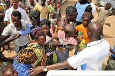 Hot News Naija: Insurgency: Magu Reassures IDPs