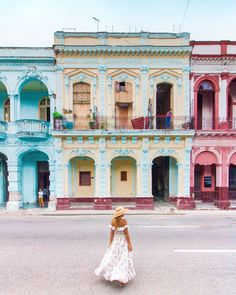 Everywhere in Havana is picture perfect.