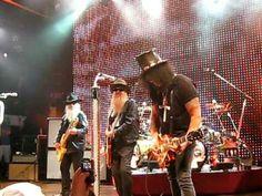 Billy-Dusty-ZZ TOP with Slash