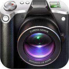 Camera Genius App Interface on App Design Served App Ui Design, Interface Design, Icon Design, Web Design, Graphic Design, Design Agency, User Interface, Mobile Icon, Mobile Ui
