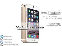 Iphone 6 Plus Çekilişi!